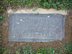 Remelison <i>Barnes</i> Adams