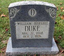 William Hershel Duke
