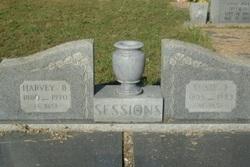 Susie E <i>Baas</i> Sessions