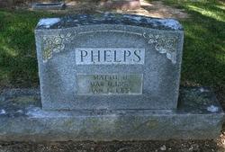Mattie B <i>McGinnis</i> Phelps