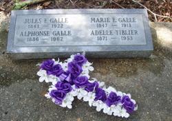 Marie Ernestine <i>Trosclair</i> Galle'