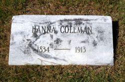 Hanna <i>Drew</i> Coleman