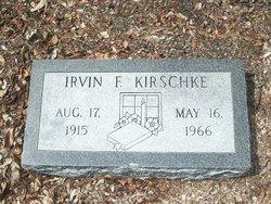 Irvin Fritz Kirschke