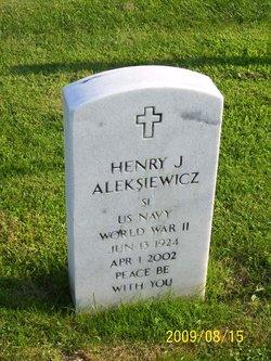 Henry J. Aleksiewicz
