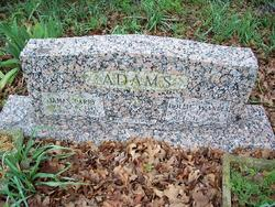 Dollie Frances Adams