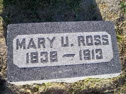 Mary U. Ross