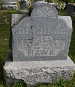 Margaret <i>Patterson</i> Hawk