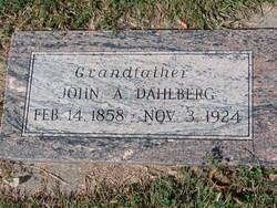 John August Dahlberg