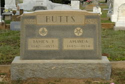 Amanda Isabel <i>Cunyus</i> Butts