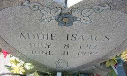 Addie Isaacs