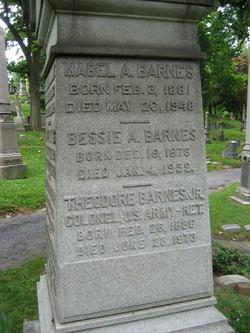 Mabel A. Barnes
