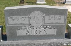Catherine <i>Clayton</i> Aiken