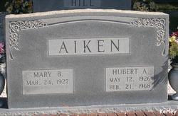 Mary B Aiken