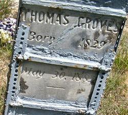 Thomas Groves