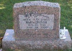 Nola Jean <i>Hayes</i> Barngrover