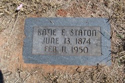 Kathryn Elizabeth Katie <i>Franks</i> Staton