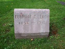Elbridge Clement Leach
