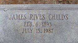 James Rives Childs