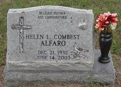 Helen L. <i>Combest</i> Alfaro