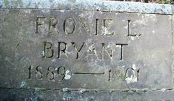 Fronie L. Bryant