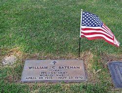 William Clyde Bateham, Sr