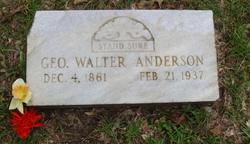 George Walter Anderson