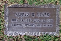 Alfred Edward Clark