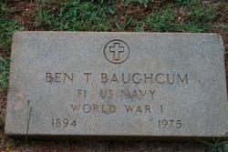 Benjamin Thomas Baughcum