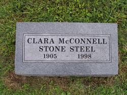 Clara McConnel <i>Stone</i> Steel