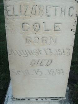 Elizabeth C. Cole