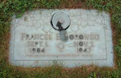 Frances Elizabeth <i>Pratt</i> Borowski