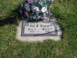 Ida F <i>Stout</i> Evans