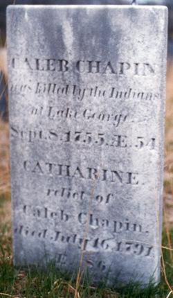 Catherine <i>Dickinson</i> Chapin