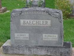 Albert Baechler
