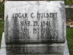 Edgar Crapon Hulbert