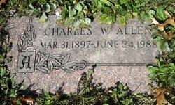 Charles W Allen, Sr