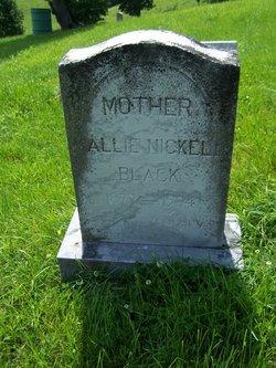 Sallie Maydue <i>Nickell</i> Black