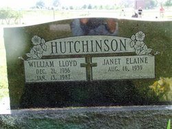 William Lloyd Hutchinson