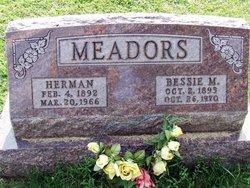 Bessie M. <i>Albert</i> Meadors