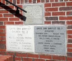 White Oak Baptist Church #2
