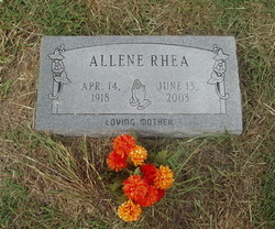 Allene Rhea