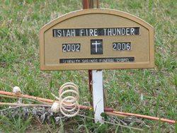 Isiah Ian Fire Thunder