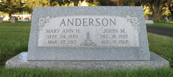 John McKenzie Anderson