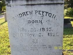 Andrew Peyton