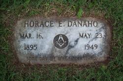 Horace Ernest Benjamin Danaho