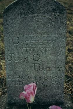 Catherine <i>Sills</i> Bailey