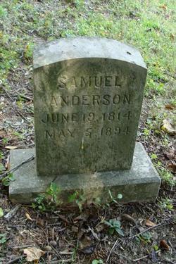 Samuel Anderson