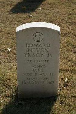 Edward Nessen Tracy, Jr
