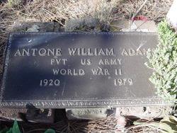 Antone William Adams