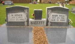 Mildridge <i>Homer</i> Baggett